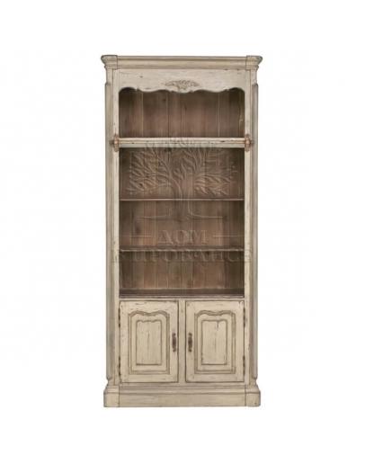Книжный шкаф «Шато» с дверцами, (секция)