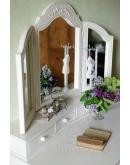 Зеркало к туалетному столику «Романс»