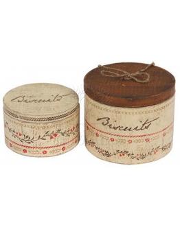 Набор коробочек для печенья «Брокант»