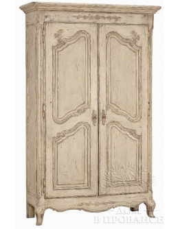 Шкаф для одежды «Шато» 2-дверный