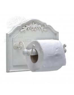 Держатель для туалетной бумаги «Романс»