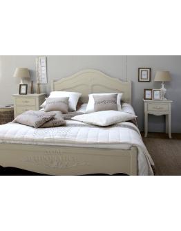 Кровать «Люберон» 180 x 200, белая