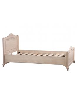 Кровать односпальная «Шато» 90х190