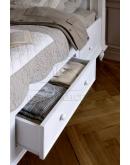 Кровать односпальная «Гармония» с 3 выдвижными ящиками 90х190