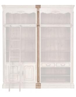 Промежуточная панель книжного шкафа «Шато»