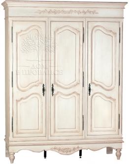 Шкаф для одежды «Романс» 3-х дверный