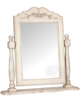 Зеркало настольное «Романс»