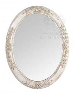 Зеркало овальное «Романс»