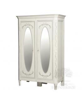 Шкаф для одежды «Перле» 2-х дверный