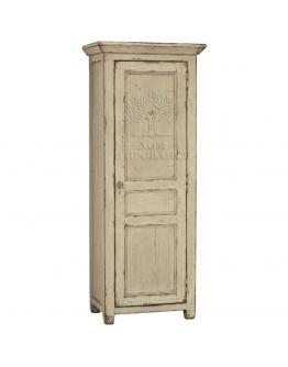 Шкаф-пенал «Брокант» 1-дверный