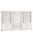 Книжный шкаф «Гармония» 2-дверный (секция)