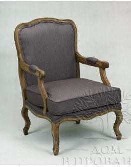 Кресло, отделка «Шоколад»