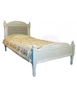 Кровать односпальная «Густавьен» 90х190