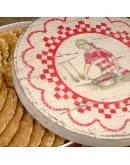 Коробки для печенья «Коттедж»