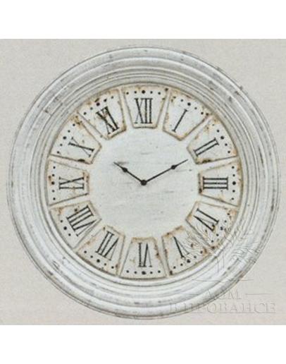 Круглые часы «Романс»