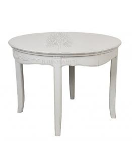 Стол обеденный «Люберон» овальный, раздвижной