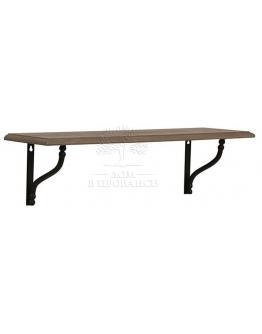 Полка деревянная «Натурель»