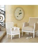 Кресло «Амори» белое