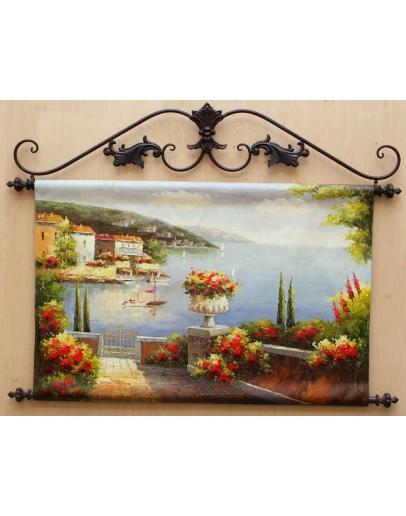 Картина «Средиземноморье» 90 х 60 см