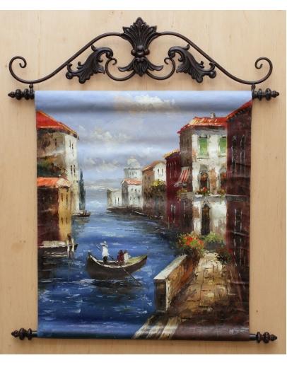 Картина «Венецианская гондола» 50 х 60 см