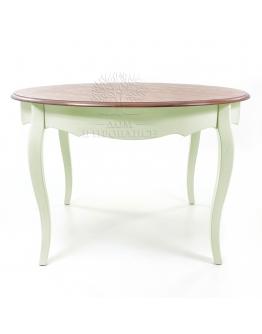 Стол обеденный «Оливия» круглый
