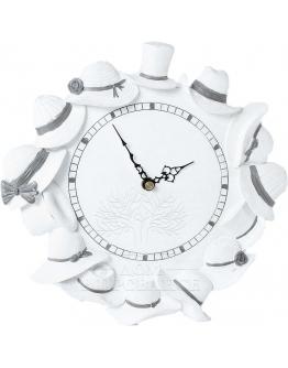 Часы настольные «Шляпка»