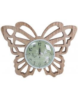 Часы настенные «Бабочка»
