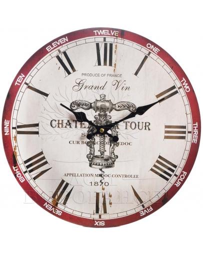 Часы настенные Grand Vin