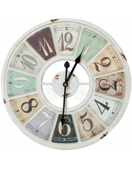 Часы настенные «Воспоминания» металл