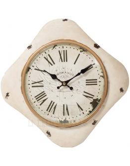 Часы настенные  светлые
