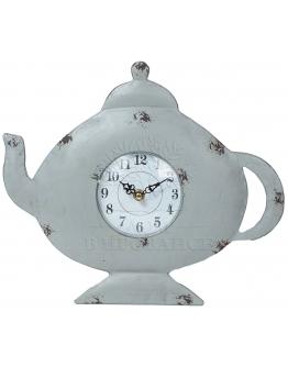 Часы настенные  «Чайничек», металл