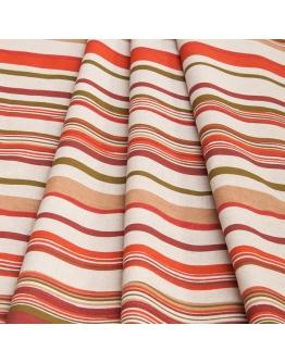 Ткань «Камелия» полоска
