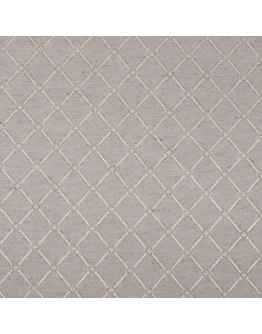 Ткань «Ажур» серый лен