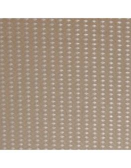 Ткань «Валанс» коричневый фон