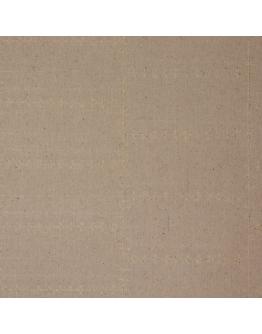 Ткань «Анси» коричневый фон