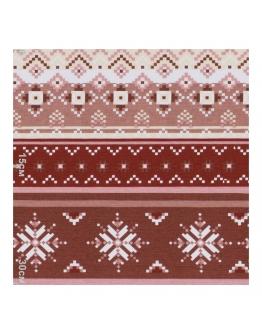 Ткань «Ванесса» бордо