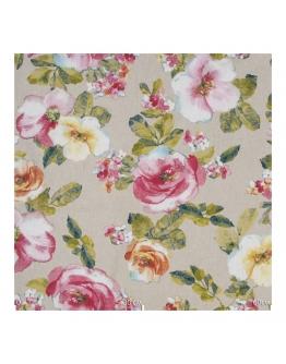 Нежные розовые цветы