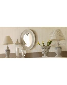 Зеркало настенное овальное «Элеганс»