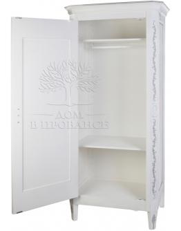 Шкаф для одежды «Перле» 1-но дверный