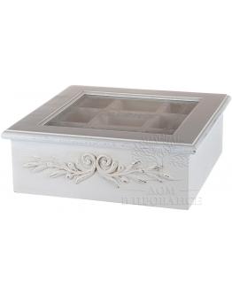 Коробка для чая «Романс»