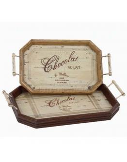 Набор подносов Chocolat