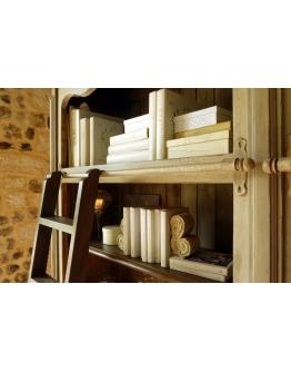 Шкаф книжный «Шато» на 3 ящика (секция)