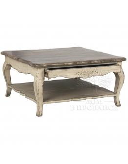 Столик кофейный «Шато» с ящиками