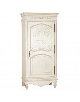 Шкаф для одежды «Романс» 1-но дверный