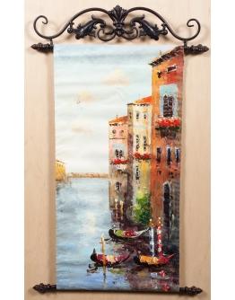 Картина «Венеция» В 30 х 60 см