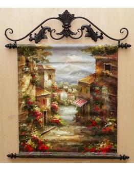 Картина «Цветущий Прованс» 50 х 60 см