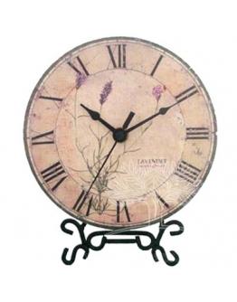 Часы «Ростки лаванды» настольные малые
