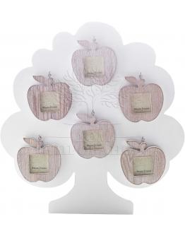 Фоторамка «Пышная яблоня» на 5 фото