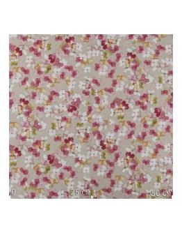 Нежные мелкие розовые цветочки