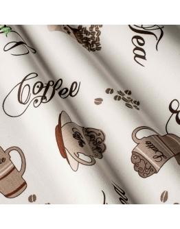Ткань «Ева» кофе